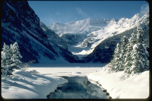 Lake Louise 3 - Banff National Park - Crédit photo Travel Alberta