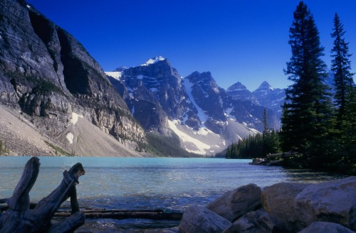 Moraine lake 2 - Banff National Park - Crédit photo Travel Alberta