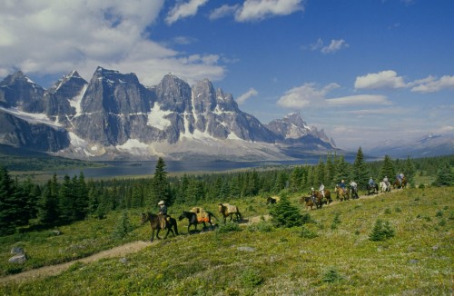 Tonquin Valley - Jasper National Park - Crédit photo Travel Alberta