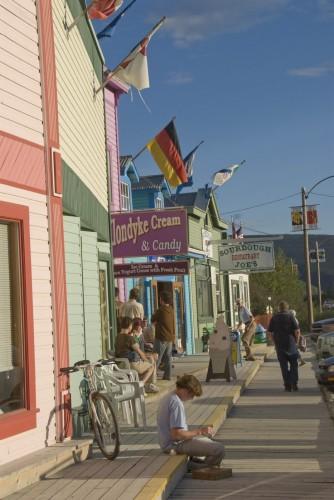 Dawson City 1 - Credit Photo Government of Yukon