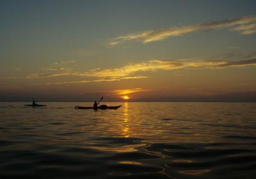 Excursion en kayak de mer - Crédit Photo - M.Bonato