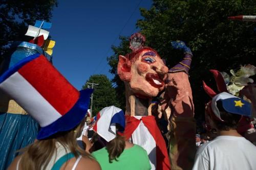 Festival Acadien - Credit Photo Tourisme Nouveau-Brunswick, Canada