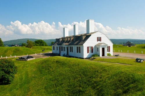 Fort Anne National Historic Site, Annapolis Royal - Credit Photo Nova Scotia Tourism