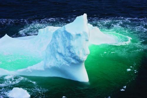 Iceberg coast of Labrador - Credit Photo Newfoundland and Labrador Tourism - Wayne Barrett