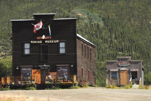 Keno City Museum - Credit Photo Government of Yukon