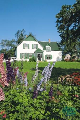 Maison au Pignon vert - Credit Photo Tourism PEI - John Sylvester