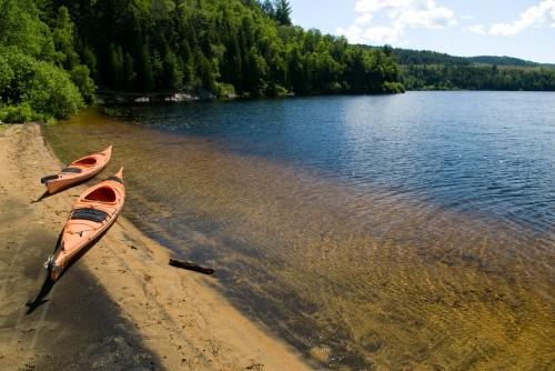 Parc Mauricie Kayak - Crédit Photo M. Julien Tourisme Mauricie