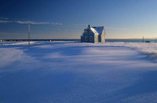 Paysage hivernale - Crédit Photo - M.Bonato