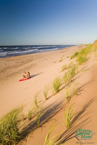 Plage - Credit Photo Tourism PEI - John Sylvester