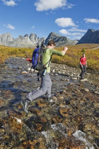 Radonnee - Credit Photo Governement of Yukon - Fritz Mueller