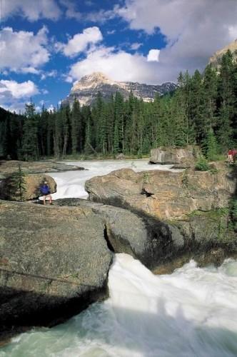Randonnée rocheuse - Credit Photo Tourism British Columbia