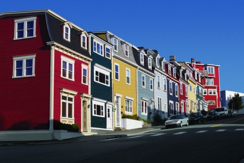 St John s -   Credit Photo Newfoundland and Labrador Tourism