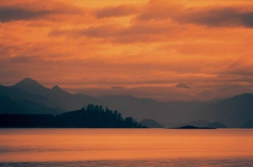 Sunset - Credit Photo Tourism British Columbia