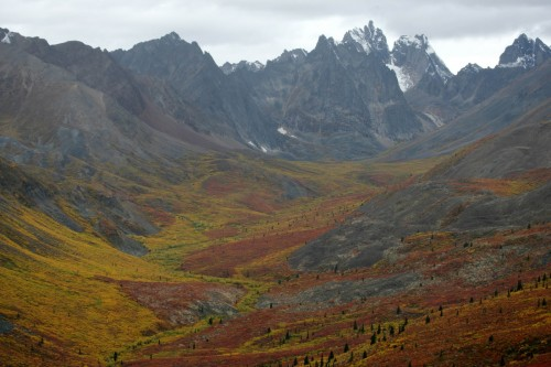 Tombstone Valley - Credit Photo Government of Yukon - R Postma