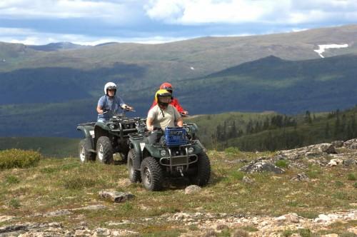 VTT - Credit Photot Government of Yukon
