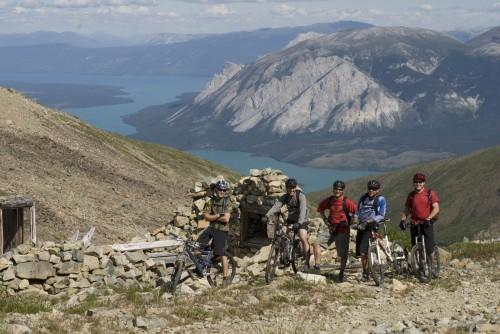 Velo de Montagne Montana Mountain-  Credit Photo Gouvernment of Yukon - Derk Crowe