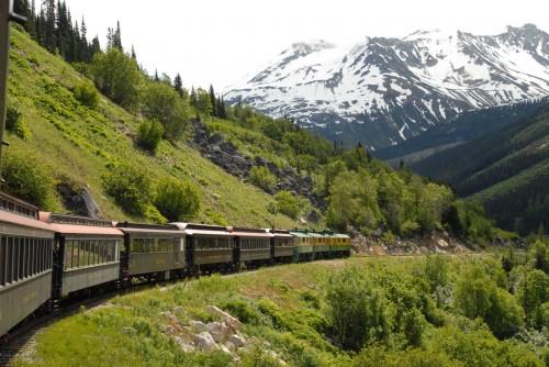 White pass & Yukon - Credit Photo  Government of Yukon