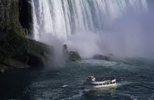 Chutes du Niagara 3 - Crédit photo Ontario Tourism